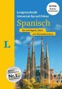 """Cover-Bild zu Langenscheidt, Redaktion: Langenscheidt Universal-Sprachführer Spanisch - Buch inklusive E-Book zum Thema """"Essen & Trinken"""""""