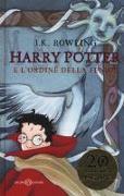 Cover-Bild zu Harry Potter 5 e l'Ordine della Fenice