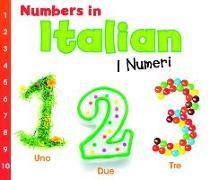 Cover-Bild zu Numbers in Italian: I Numeri