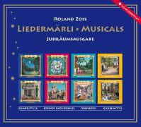 Cover-Bild zu Liedermärli - Musicals