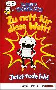 Cover-Bild zu eBook Ruperts Tagebuch - Zu nett für diese Welt!