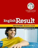 Cover-Bild zu English Result: Intermediate: Student's Book with DVD Pack