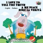 Cover-Bild zu I Love to Tell the Truth A me piace dire la verità