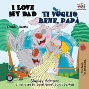 Cover-Bild zu I Love My Dad Ti voglio bene, papà