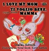 Cover-Bild zu I Love My Mom Ti voglio bene, mamma