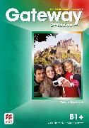 Cover-Bild zu Gateway 2nd edition B1+ Digital Student's Book Pack