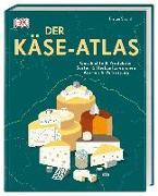 Cover-Bild zu Der Käse-Atlas