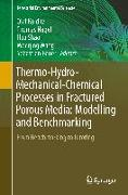 Cover-Bild zu Bauer, Sebastian (Hrsg.): Thermo-Hydro-Mechanical-Chemical Processes in Fractured Porous Media: Modelling and Benchmarking