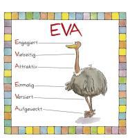 Cover-Bild zu Namenskalender Eva