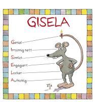 Cover-Bild zu Namenskalender Gisela