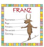 Cover-Bild zu Namenskalender Franz