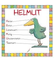 Cover-Bild zu Namenskalender Helmut