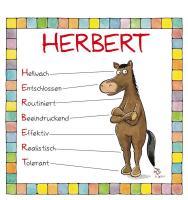 Cover-Bild zu Namenskalender Herbert