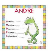 Cover-Bild zu Namenskalender Andre