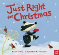Cover-Bild zu Just Right for Christmas