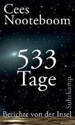 Cover-Bild zu Nooteboom, Cees: 533 Tage