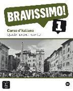 Cover-Bild zu Bravissimo! 1. Quaderno degli esercizi