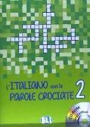 Cover-Bild zu L'italiano con le parole crociate 2