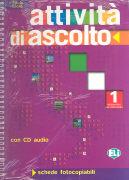 Cover-Bild zu Attività d'ascolto 1. Schede fotocopiabili