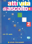 Cover-Bild zu Attività d'ascolto 2. Schede fotocopiabili