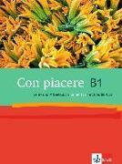 Cover-Bild zu Con piacere B1. Lehr- und Arbeitsbuch mit 2 Audio-CDs