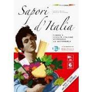 Cover-Bild zu Sapori d'Italia! - Libro dello studente + Audio-CD