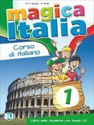 Cover-Bild zu Magica Italia 1. Libro dello studente