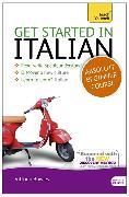 Cover-Bild zu Get Started in Italian Absolute Beginner Course