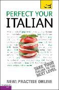Cover-Bild zu Perfect Your Italian 2E: Teach Yourself