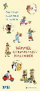 Cover-Bild zu Wimmel-Geburtstagskalender