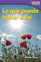 Cover-Bild zu Lo Que Puede Hacer El Sol (What the Sun Can Do) (Spanish Version) (Foundations)