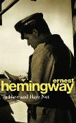 Cover-Bild zu Hemingway, Ernest: To Have and Have Not