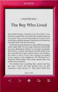 Cover-Bild zu Sony Reader (PRS-T2/HRC). Pottermore Edition. Rot