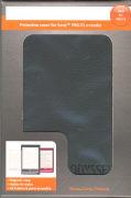 Cover-Bild zu Odyssey Schutzhülle Kunstleder schwarz für Sony PRS-T1