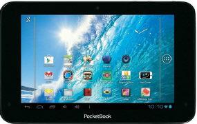Cover-Bild zu PocketBook SURFpad 2 Tablet Farbe. blau