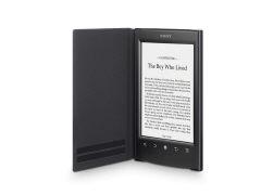 Cover-Bild zu Sony Reader Standard Cover für PRS-T2/T1. schwarz