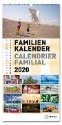 Cover-Bild zu Helvetas - Familienkalender 2020