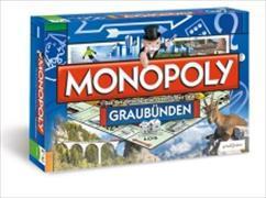 Cover-Bild zu Monopoly Graubünden