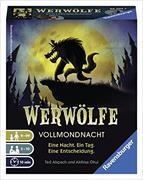 Cover-Bild zu Werwölfe Vollmondnacht