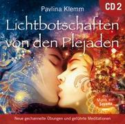 Cover-Bild zu Lichtbotschaften von den Plejaden [Übungs-CD 2]