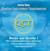 Cover-Bild zu QCT - Reise zur Quelle I