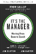 Cover-Bild zu Clifton, Jim: It's the Manager