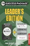 Cover-Bild zu Clifton, Jim: It's the Manager: Leader's Edition Success Package