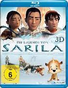 Cover-Bild zu Harvey, Roger: Die Legende von Sarila