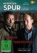 Cover-Bild zu Boss, Cyrill: Neben der Spur - Amnesie & Todeswunsch