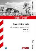 Cover-Bild zu Kliewer, Annette: STARK Arbeitsheft Deutsch - Auerhaus