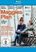Cover-Bild zu Julianne Moore (Schausp.): Maggie's Plan (D)