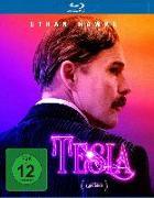 Cover-Bild zu Michael Almereyda (Reg.): Tesla - BR