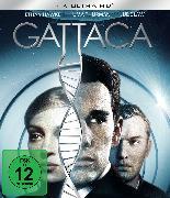 Cover-Bild zu Andrew Niccol (Reg.): Gattaca - Deluxe Edition