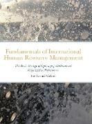 Cover-Bild zu Widarni, Eny Lestari: Fundamentals of International Human Resource Management